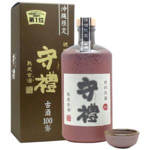 泡盛 守禮古酒(陶器入り・おちょこ付き)35度 720ml|awamoriclub
