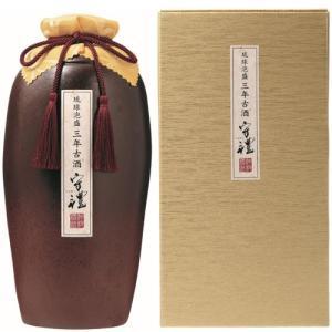 泡盛 守禮3年古酒 一升壷 43度 1800ml|awamoriclub