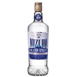 泡盛 MIZUHO ISLAND SPIRITS(瑞穂アイランドスピリッツ)40度 720ml|awamoriclub
