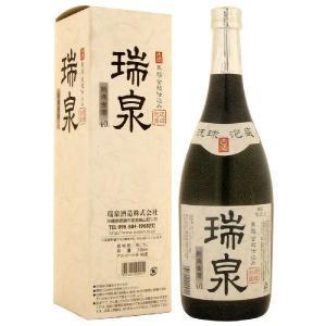 泡盛 瑞泉 熟成古酒 40度 720ml|awamoriclub