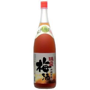 瑞泉 沖縄黒糖梅酒 12度 1800ml|awamoriclub