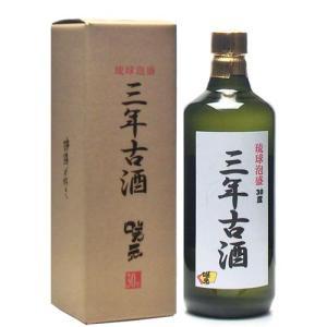 泡盛 咲元 3年古酒100% 30度 720ml awamoriclub