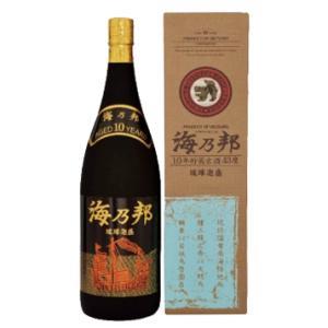 泡盛 海の邦 10年古酒 43度 1800ml|awamoriclub
