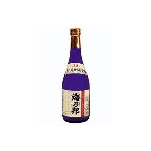 泡盛 海の邦 12年古酒 30度 720ml|awamoriclub