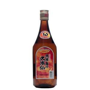 泡盛 久米仙ブラウン 30度 720ml|awamoriclub