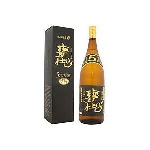 泡盛 玉友甕仕込み 5年古酒 43度 1800ml|awamoriclub
