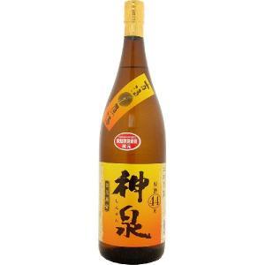 泡盛 神泉 古酒造り用原酒 44度 1800ml|awamoriclub