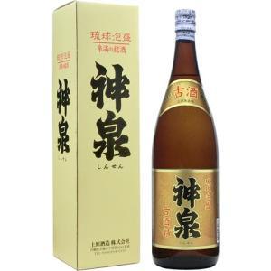泡盛 神泉古酒(3年古酒100%) 43度 1800ml awamoriclub