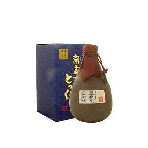 泡盛 南蛮荒焼とっくり 3年古酒100% 43度 720ml|awamoriclub