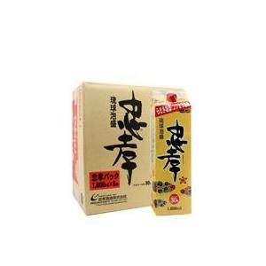 泡盛 紙パック 忠孝 紙 30度 1800ml×6本|awamoriclub