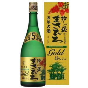泡盛 まさひろゴールド 5年古酒 43度 720ml awamoriclub