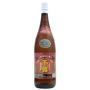 泡盛 玉の露(新酒) 43度 1800ml|awamoriclub