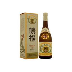 泡盛 請福ビンテージ 3年貯蔵古酒100% 30度 720ml|awamoriclub