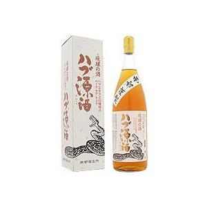 琉球の酒 ハブ源酒 35度 1800ml|awamoriclub