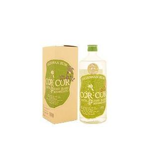ラム酒 コルコルアグリコール 40度 720ml|awamoriclub