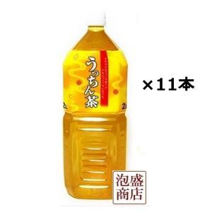 ウコン茶 2L 12本セット うっちん茶 沖縄ボトラーズ...