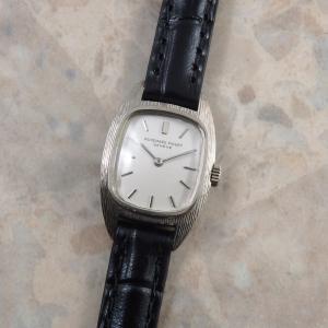 オーデマピゲ レディース アンティーク AP 腕時計 ホワイ...