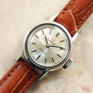 OMEGA・オメガ レディース アンティーク時計 ラウンド型 1963年 手巻き:]