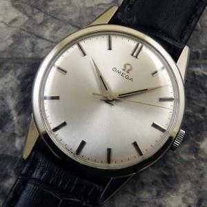 オメガ 30ミリキャリバー ドーフィンハンド アンティーク 1960年 OMEGA 時計