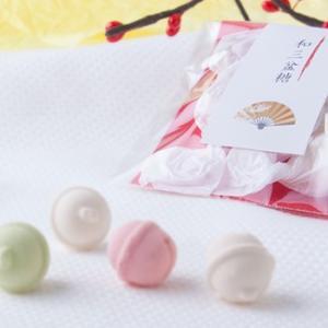 阿波和三盆糖 干菓子 鈴型 プチギフト お返し プチギフト 退職 婚礼