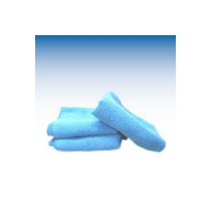 超極細マイクロファイバークロス ウエス 洗車 タオル 用品 車 拭き取り 用 クロス セーム 業務用 傷 高級 ホイール 車 ルークリ【ファイバーウェス(3枚)】|axe123