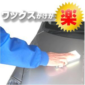 コンパウンド 配合 カーワックス ガラス コーティング 剤 撥水 コート 研磨剤 研磨材 業務用 艶出し 拭き取り 最強 洗車 ケミカル ポリマー【ラクラクWAX(4L)】|axe123|04
