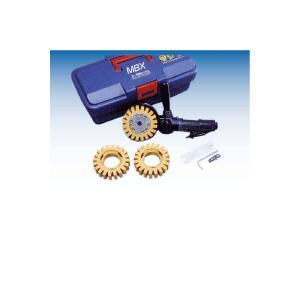 SLディスクセット(エアー駆動式)塩ビステッカー剥離専用機械 ゴトー電機 ロータリーブラスター ブレンドゴム slディスク ゴム付き機械  業務用|axe123