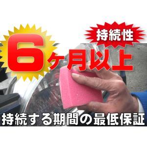ヘッドライト 用 コーティング剤 コート 剤 業務用 黄ばみ 保護 洗車 プラスチック 長持ち 耐久性 自動車 プロ用 硬化型 車【プラスチック保護剤 J(20cc)】|axe123|05