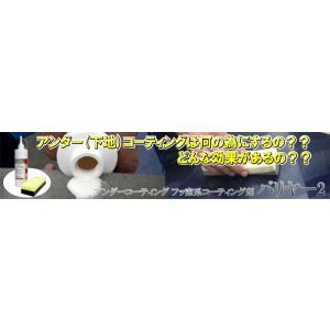 Wコーティング コーティング剤 ガラス 保護 剤 カー ワックス WAX 撥水 コート 最強 洗車 車 用 ケミカル【キラクリーンバリヤー(トライアルセット)】|axe123|04