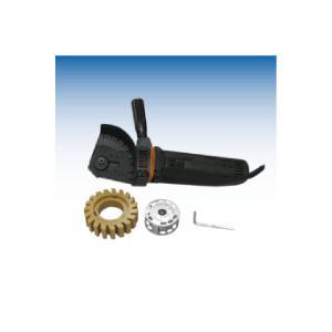 SLディスク(お試しトライアルセット)塩ビステッカー剥離専用機械 ゴトー電機 ロータリーブラスター ブレンドゴム ステッカー剥離機材|axe123