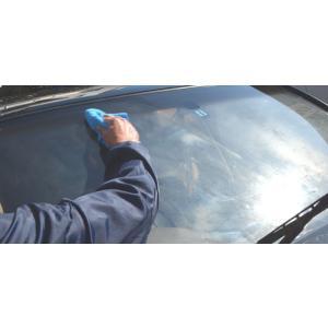 1年以上持続 ガラス撥水システム フロント ガラス 撥水 剤 業務用 コーティング 洗車 車 用 コート 光沢 弾く 窓 雨【レインブラストLLT スターターキット】|axe123|06