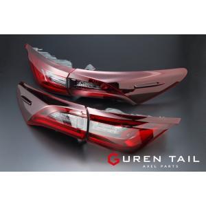 GUREN TAIL 60系ハリアー レッドテールランプ|axel-parts