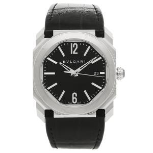 BVLGARI 腕時計 レディース ブルガリ BGO38BSLD ブラック シルバー|axes
