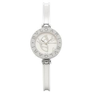 ブルガリ BVLGARI 時計 腕時計 ブルガリ 時計 レディース BVLGARI BZ22BDSS.M B-zero1 ビーゼロワン 腕時計 ウォッチ シルバー/ホワイトパール|axes