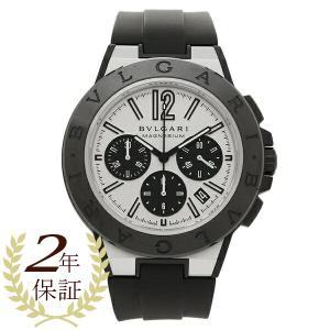 BVLGARI 腕時計 レディース ブルガリ DG42WSMCVDCH シルバー ブラック|axes