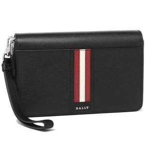 バリー 長財布 メンズ BALLY 6218079 ブラック
