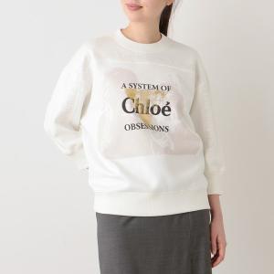 クロエ トップス レディース CHLOE CHC20AJH26085 101 ホワイト axes