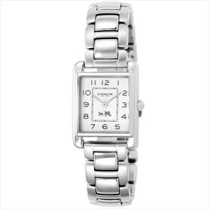 【10%オフクーポン対象】 コーチ 腕時計 コーチ レディース COACH 14502015 PAGE BRACELET ペイジ ブレスレット 時計 ウォッチ シルバー/ホワイト