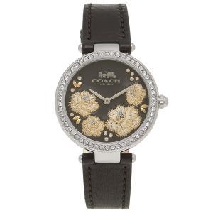 「P10%還元 10/23 10:00まで」 コーチ 腕時計 レディース COACH 14503283 ブラック マルチ|axes