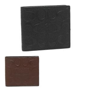 コーチ COACH 折財布 アウトレット メンズ F75363