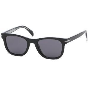 「P15%還元 8/2 10:00まで」デビッドベッカム サングラス アイウェア メンズ 50サイズ グレー ブラック DAVID BECKHAM DB 1006/S 807 M9 axes
