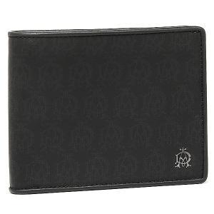 ダンヒル 二つ折り財布 DUNHILL L2PA32A グレ...