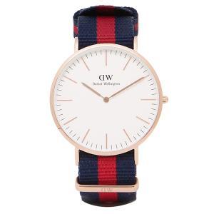 ダニエルウェリントン 時計 メンズ/レディース Daniel Wellington 0101DW ベルト40 CLASSIC クラシック 腕時計 OXFORD/ROSEGOLD axes