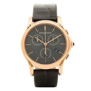 エンポリオアルマーニ 腕時計 EMPORIO ARMANI ARS6004 ブラック