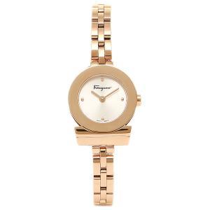 フェラガモ 腕時計 レディース Salvatore Ferragamo FBF040016 ローズゴールド