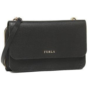 【10%オフクーポン対象】 フルラ ショルダーバッグ 長財布 FURLA 801551 EL40 B30 O60 ブラック|axes