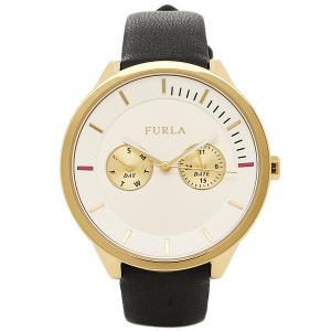 フルラ 腕時計 レディース FURLA R4251102517 866633 シルバー/ブラック|axes