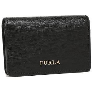 フルラ 名刺入れ レディース FURLA 874701 PS04 B30 O60 ブラック|axes