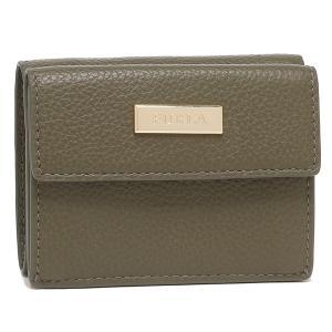 【返品OK】フルラ アウトレット 三つ折り財布 リッツィー ミニ財布 グリーン レディース FURLA PDE9RZY 0MU00 axes