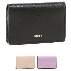 フルラ カードケース 名刺入れ バビロン Sサイズ クレジットカードケース レディース FURLA PCZ1 B30|axes